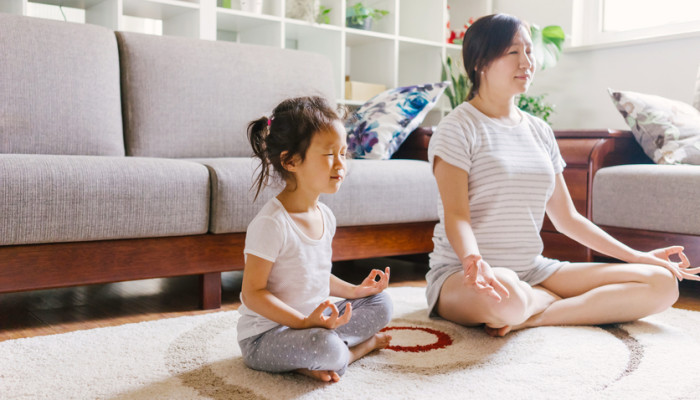 5 Kid-Friendly Yoga Poses To Help Your Child Avoid A Meltdown