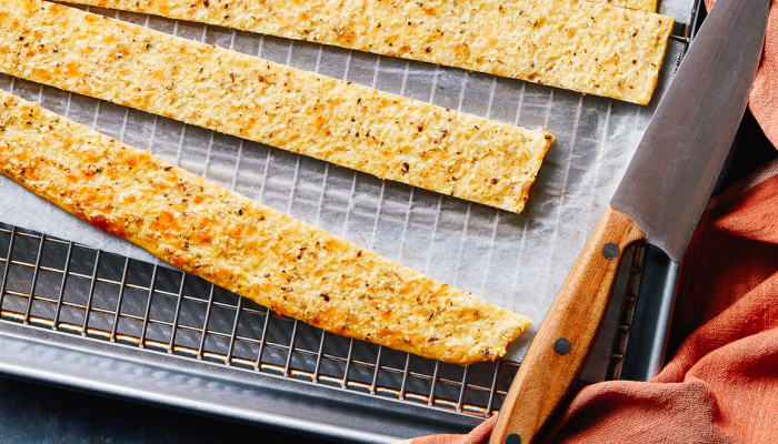 How To Make Restaurant-Level Keto Cauliflower Breadsticks
