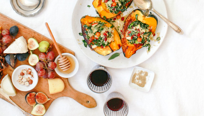 3 Cookbook Authors Share Their Favorite Vegetarian Holiday Main Dish