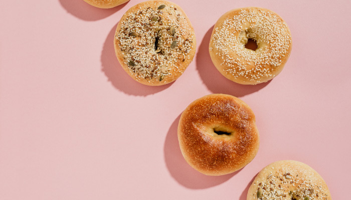 3 Better-For-You Bagel Recipes For National Bagel Day (Or Any Ol' Morning)