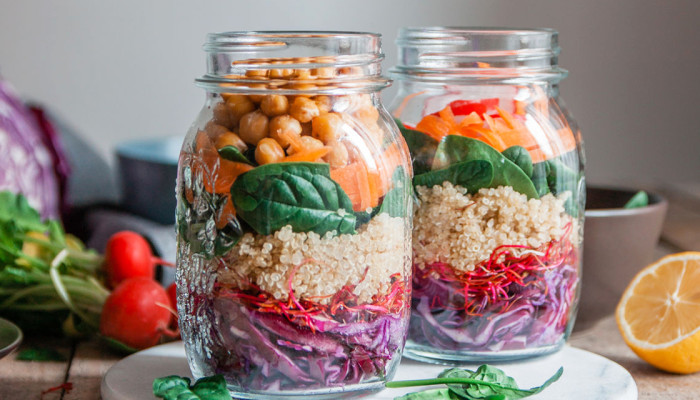 These 33 Easy, Healthy Lunch Recipes Are All The Meal-Prep Motivation You Need