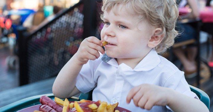 should you let your kids eat