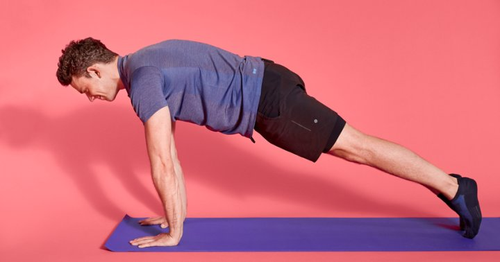 This Equipment-Free Exercise Is The Fast Track To A Strong Core