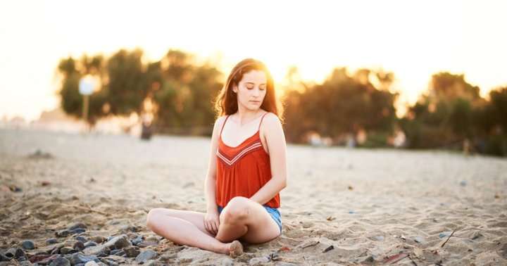 how to use mindfulness when anxious