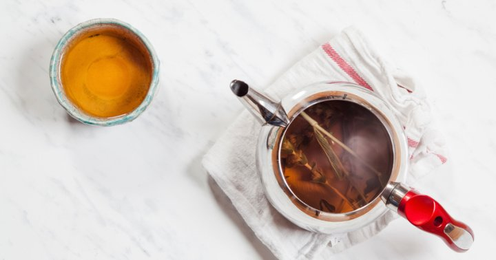 5 Teas That Will Make Your Skin Glow