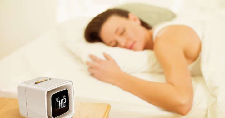 This Genius Alarm Clock Wakes You Up With The Smell Of
