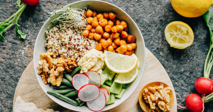 The Gut-Friendly Reason New Research Supports A Plant-Based Diet