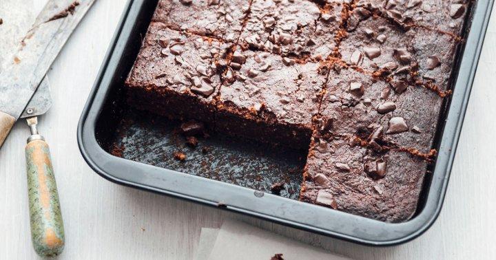 Heavenly Guilt-Free Fudgy Date Brownies (Gluten-Free)