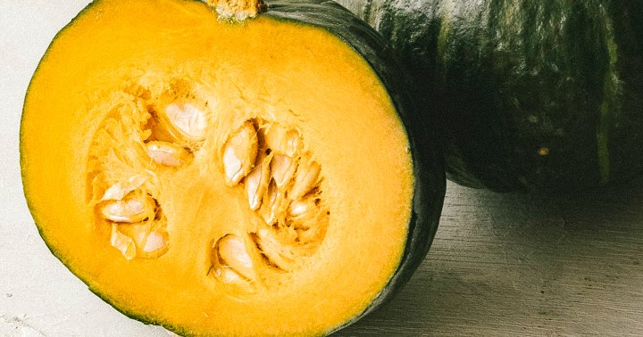 This Stuffed Squash Is A Contender For A Plant-Based Thanksgiving Main