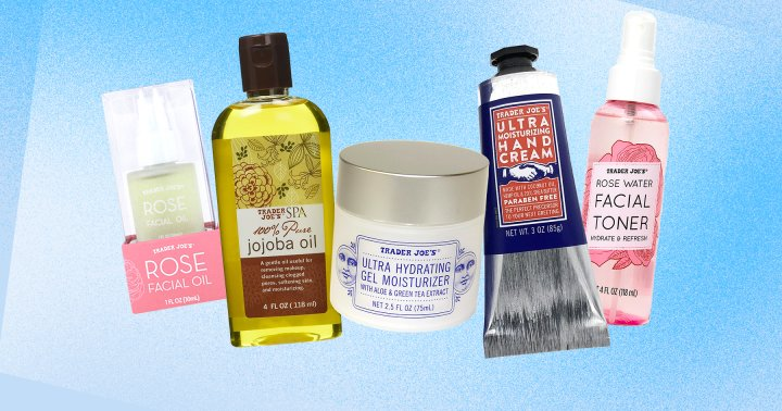 The 5 Best Trader Joe's Skin Care Products To Snag On Your Grocery Run