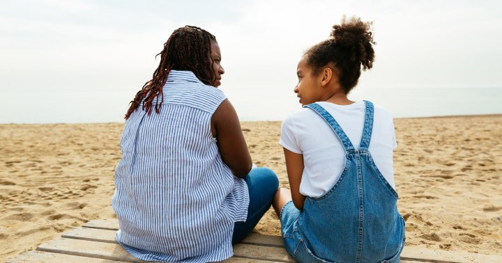 How To Talk To Your Kids About Your Dating Life, From A Family Psychologist