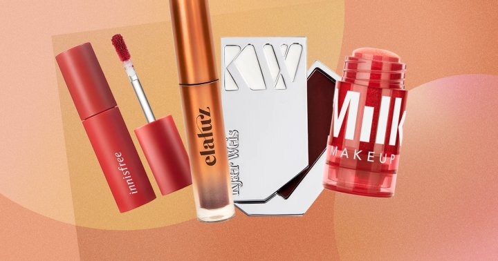 12 Gorgeous Lip Stains Of 2020 That Won't Dare Budge - Gym ...