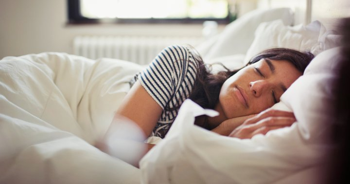 The Weird Link Between Sleep & Your Relationship History