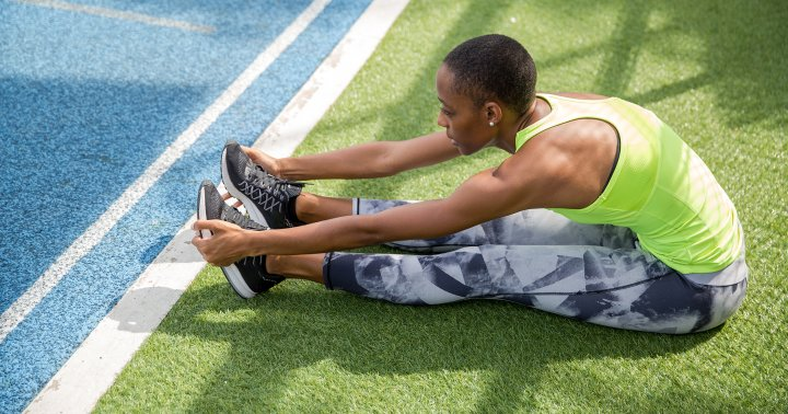 Stretching Your Legs This Many Times A Week May Improve Heart Health