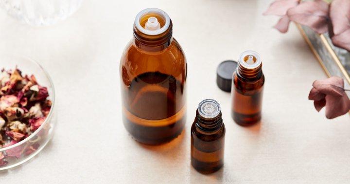 Essential Oils  - cover