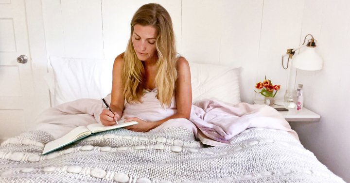 Restful Nights Start With Calm Mornings: A Yogi Reveals Her AM Routine
