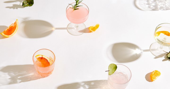 3 Healthier-For-You Cocktails That Seem Fancy But Are Super Easy To Make