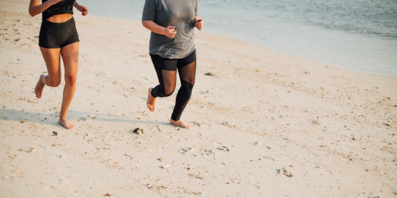 Run Walk Talk: Meet The Therapist Who Takes Her Clients For A Run - mindbodygreen