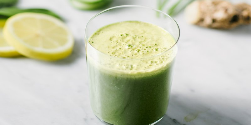 How Drinking Celery Juice Healed My Gut
