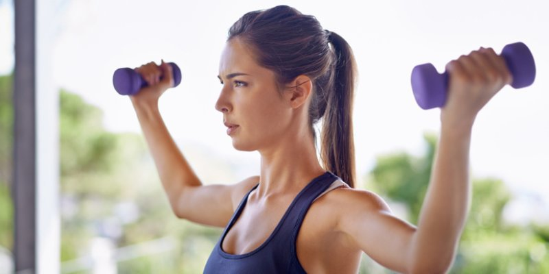 How To Lift Weights The RIGHT Way - mindgreen