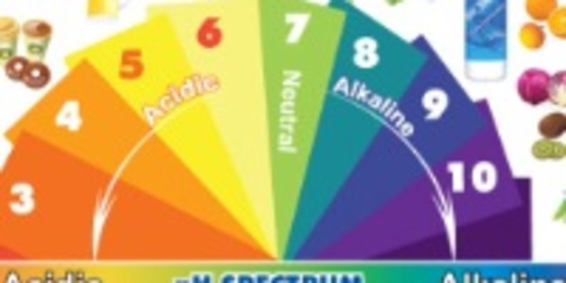 Alkaline  Acidic Foods Chart The Ph Spectrum  Mindbodygreen