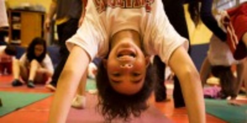 8 Creative Ways To Share Yoga With Children
