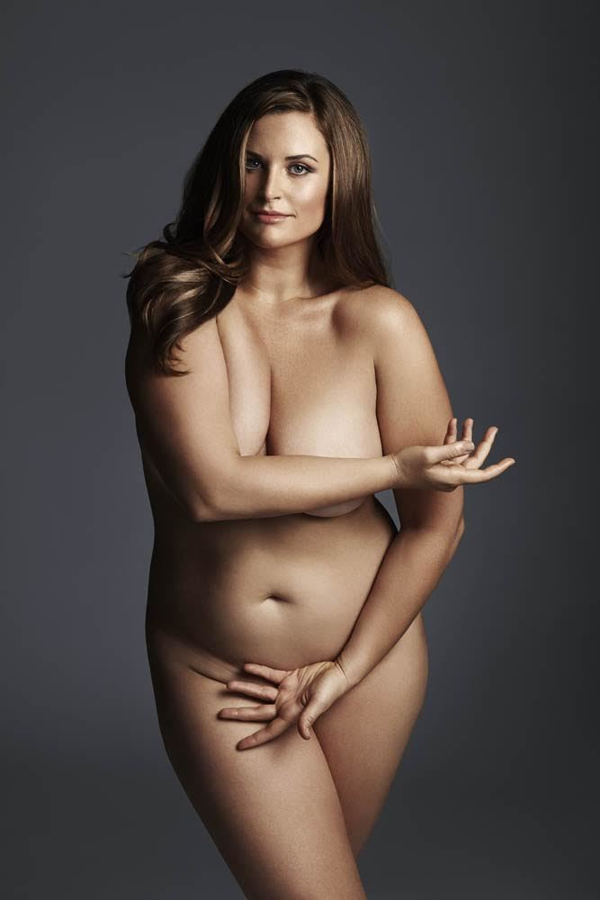 Naked plus size models pictures gallery — 6