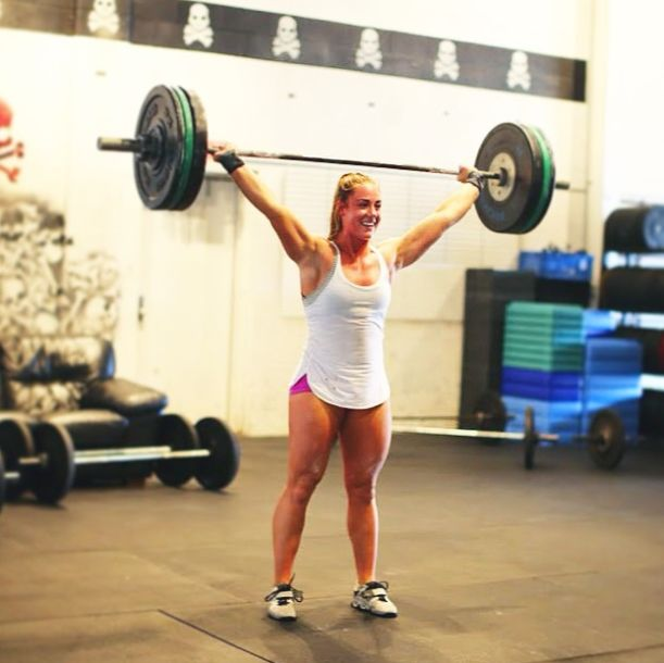 dating a crossfit girl