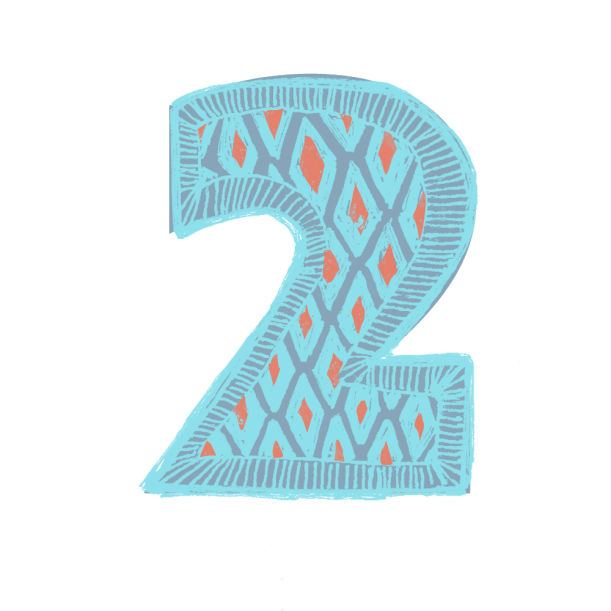 Numerology business name number 2 image 3