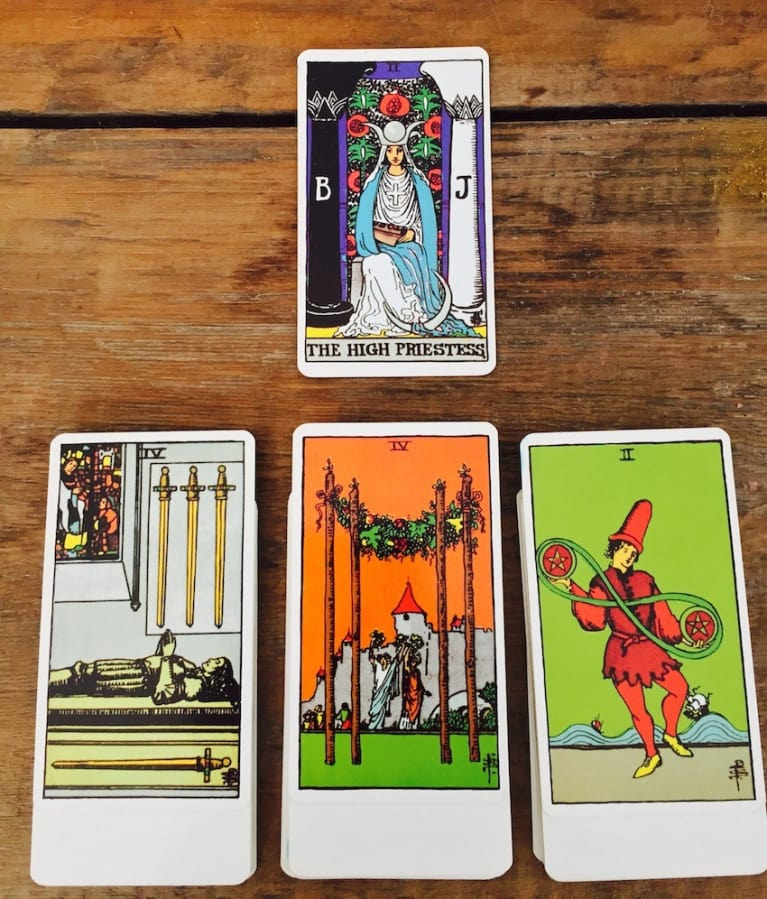 How To Do A Basic Tarot Reading For Yourself Or A Friend