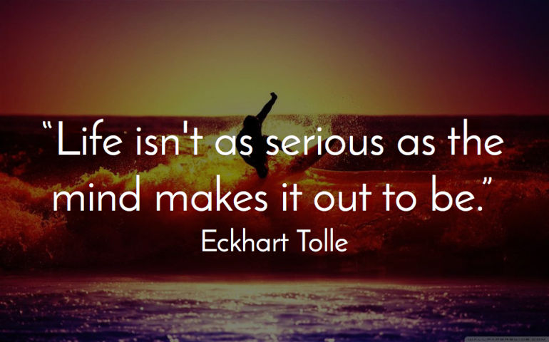 Image result for eckhart tolle overcome your mind quotes