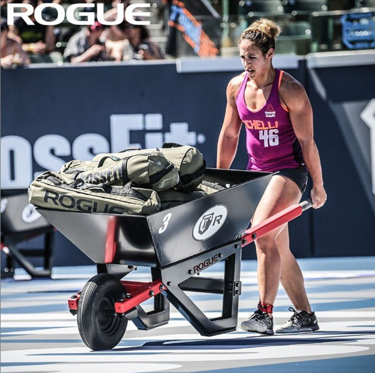 how to get to the crossfit games