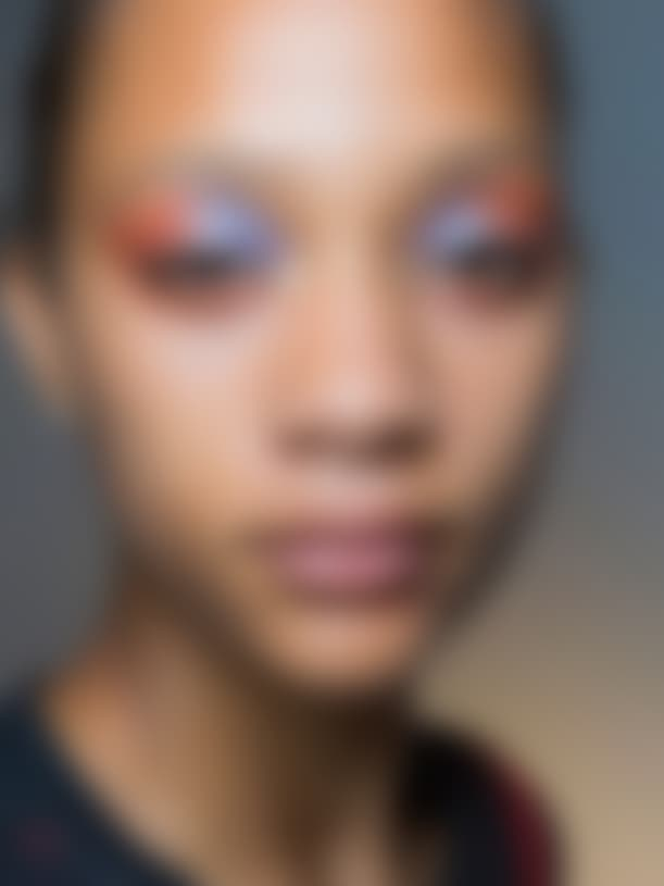 Get A First Look At The NYFW Beauty Trends You'll Be Following Next Spring Hero Image