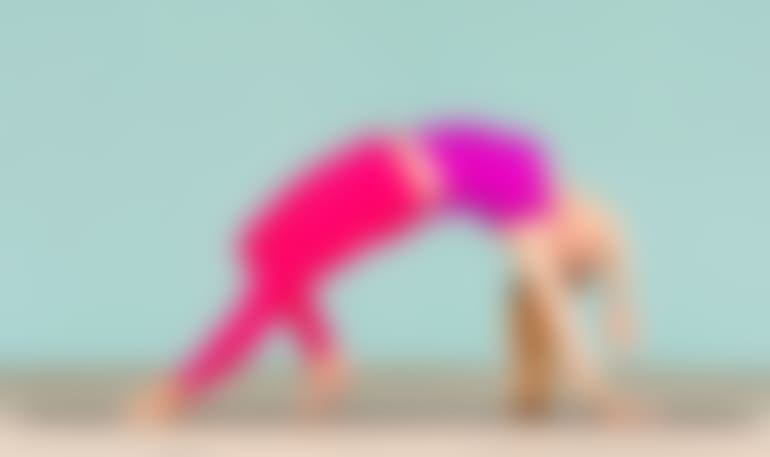 A Yoga Sequence To Open Your Heart & Stretch Your Back Hero Image