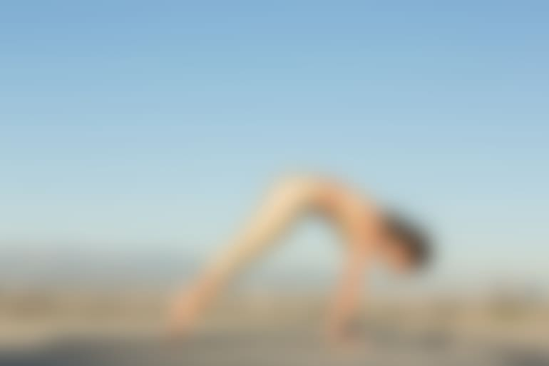 Yoga For Your Core: Drills To Help You (Finally!) Do A Handstand Hero Image