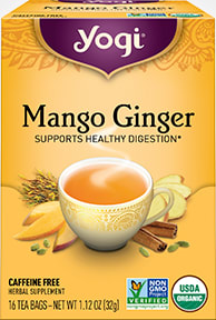 Mango Ginger by Yogi Tea