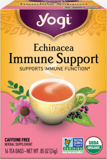 Echinacea Immune Support Tea by Yogi Tea