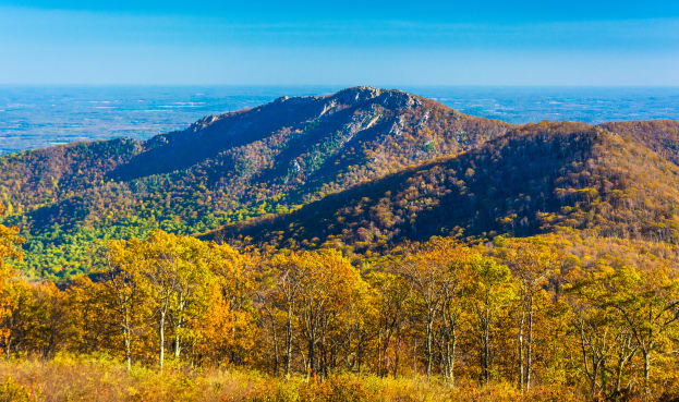 The 25 Best Fall Hikes In The United States