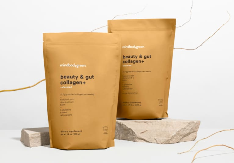 beauty & gut collagen+