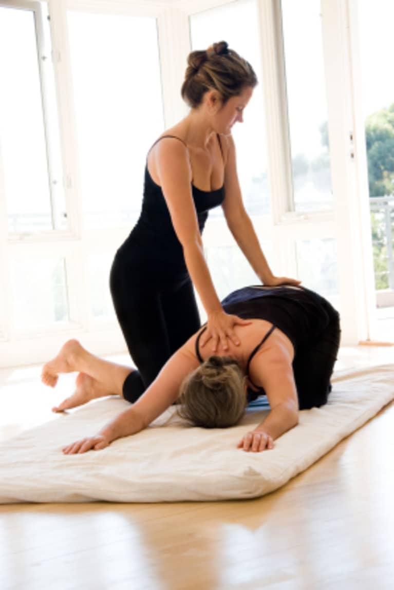 New Yoga Srudent