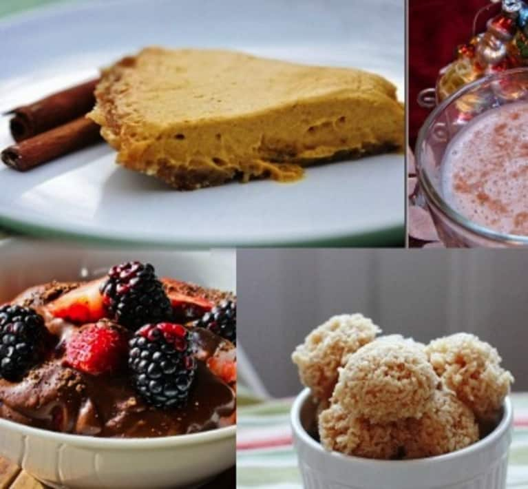 5 Easy-to-Make Raw Desserts