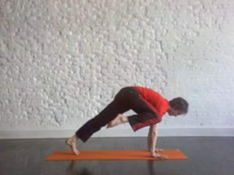 Feng Shui Guide For Beginners 10 Essentials For A Healthy Body And Mind: Half Crow Pose: How-to, Tips, Benefits