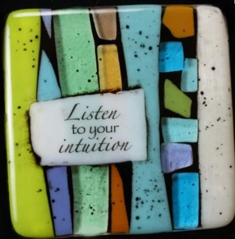 listen to your intuition relationships dating
