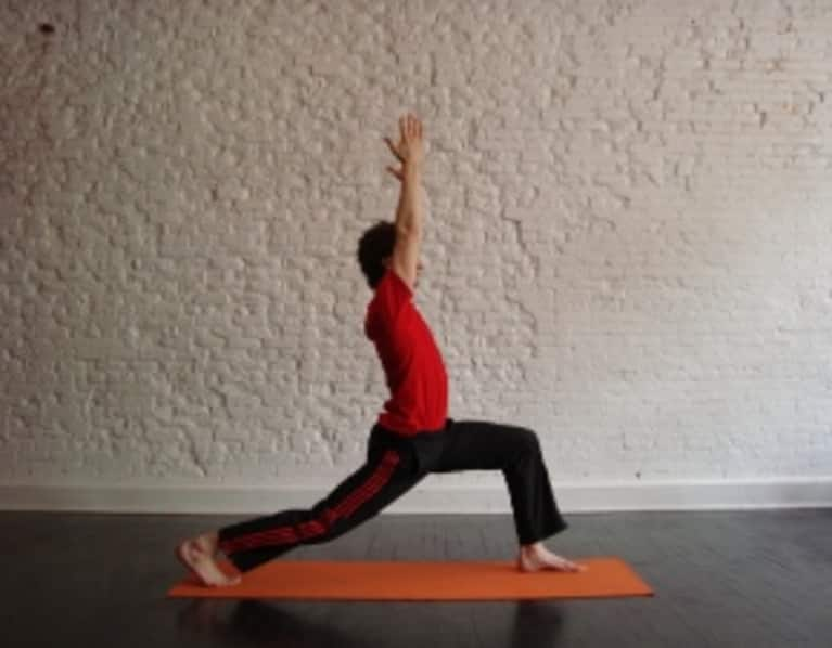 Feng Shui Guide For Beginners 10 Essentials For A Healthy Body And Mind: How To Do High Lunge