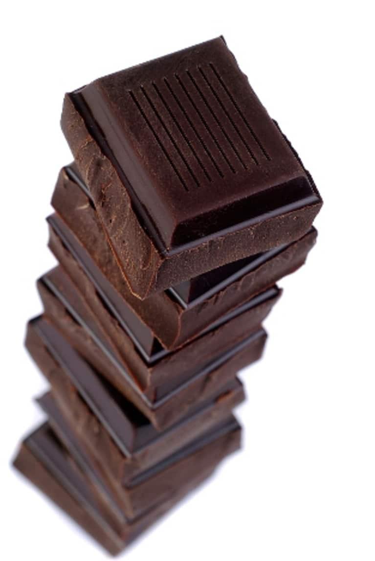 Dark chocolate cravings