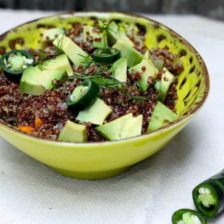 Lunch Ideas Avocado: 3 Quick & Simple Lunch Recipes Using Avocado
