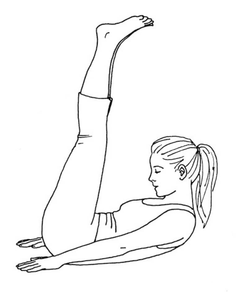 Fountain Of Youth 5 Tibetan Exercises You Should Be Doing Every Day