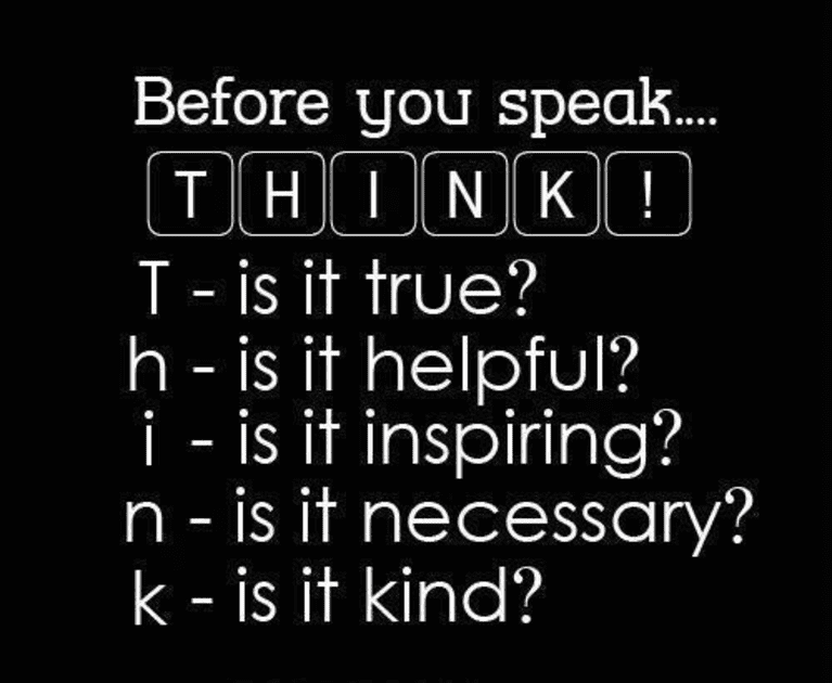 Image result for speak what you do