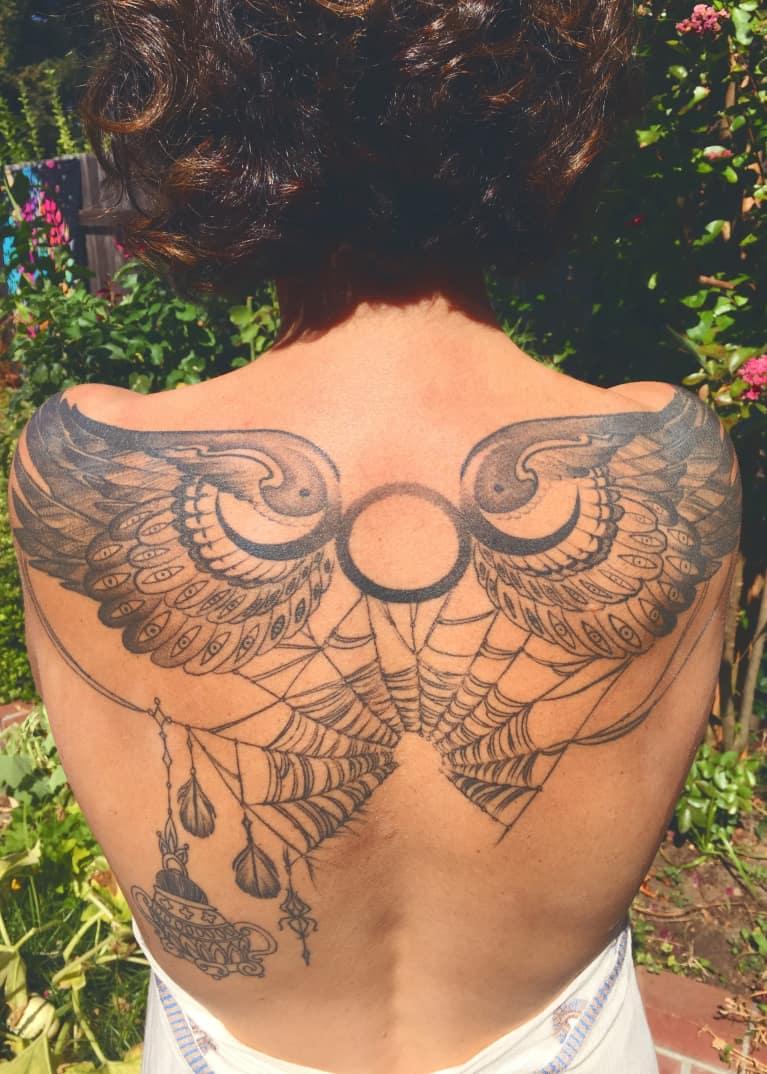 How Tattoos Became A Healing Tool