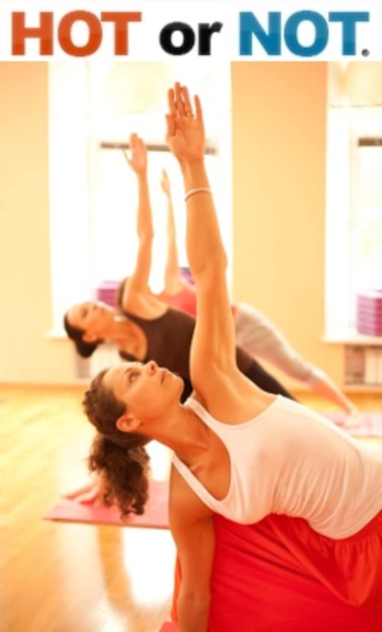How Hot Yoga Fits Into the Yoga World